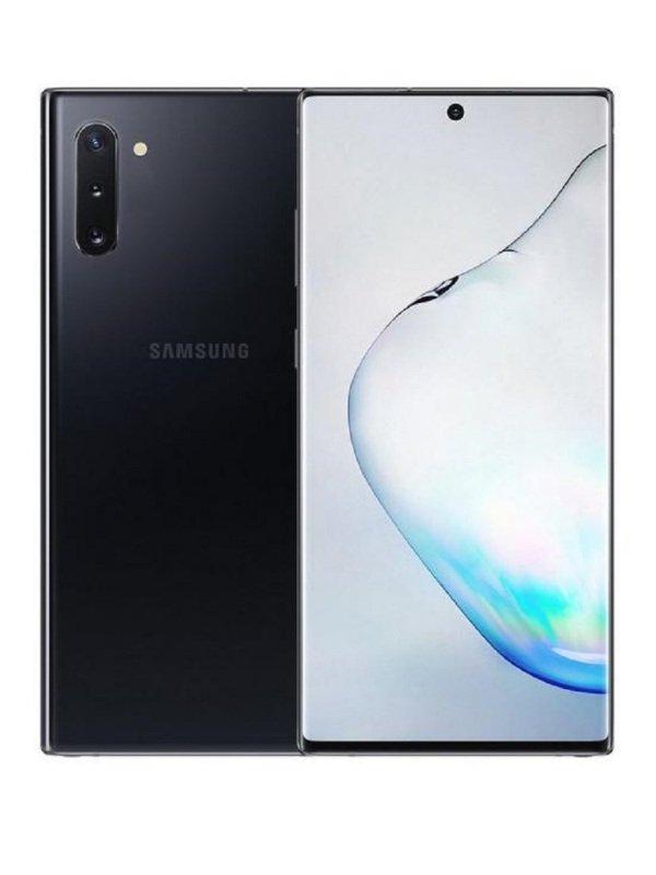 Refurbished Samsung Note 10 4G 256GB Smartphone - Black