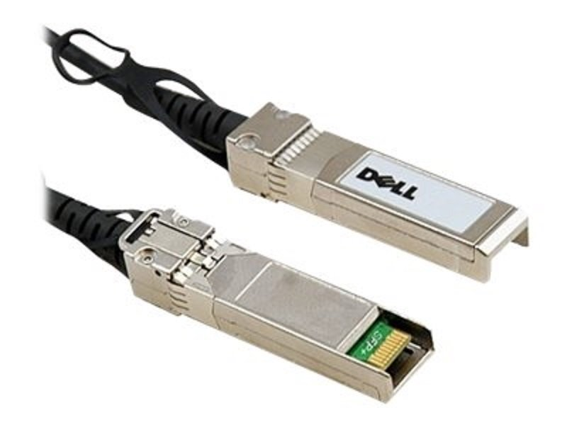 Dell Networking 40GbE QSFP+ to 4x10GbE SFP+ Customer Kit - Network Cable - 3M