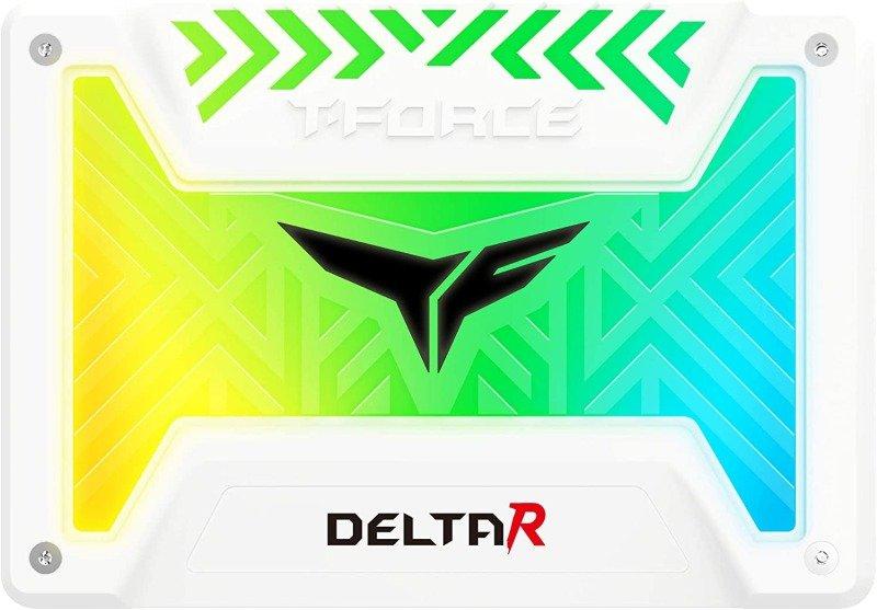 """Team DELTA R RGB 500GB 2.5"""" SATA III SSD"""