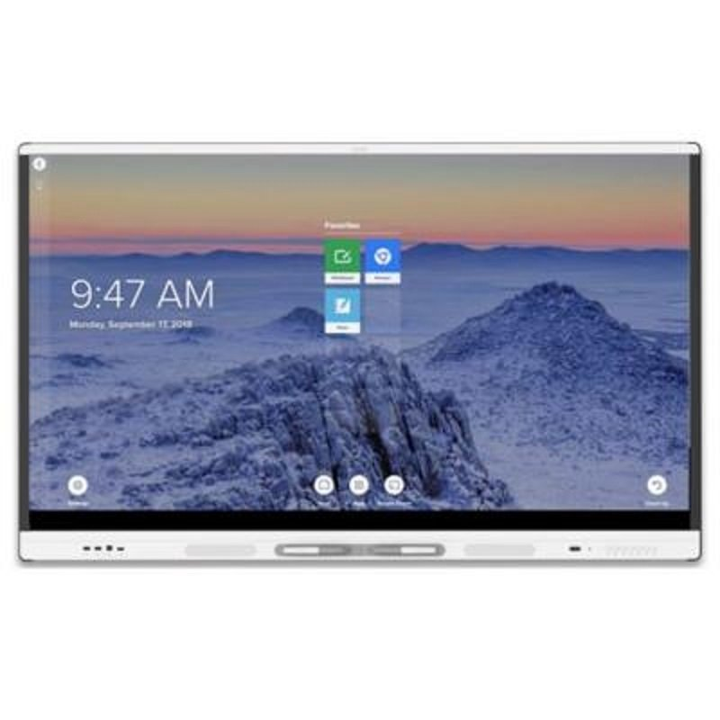 """EXDISPLAY SMART Board 55"""" SBID-MX255-V2 - Interactive Display - 4K UHD"""