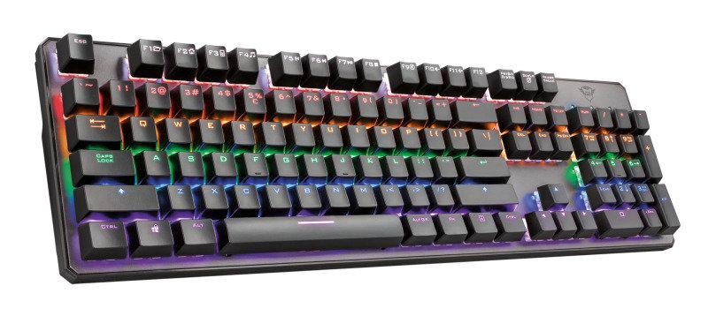 Trust GXT 865 Asta Mechanical Gaming Keyboard