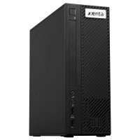 Xenta SFF Core i5 10th Gen 16GB RAM 480GB SSD GT710 Win10 Pro Desktop PC