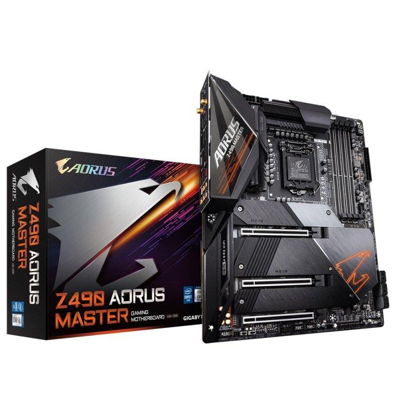 Exdisplay Gigabyte Z490 Aorus Pro Ax DDR4 Motherboard