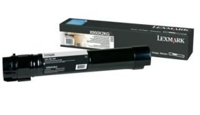 Lexmark X950X2KG Black Toner Cartridge