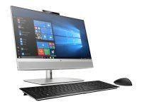 """HP EliteOne 800 G6 - all-in-one - Core i5 10500 3.1 GHz - vPro - 8 GB - SSD 256 GB - LED 23.8""""- UK"""