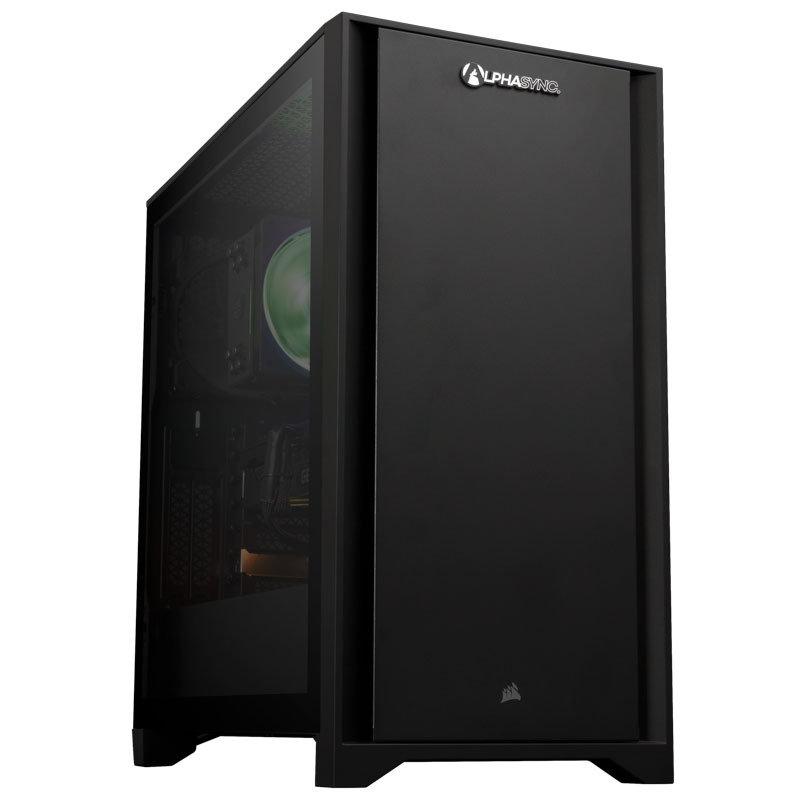 AlphaSync RTX 3070Ti AMD Ryzen 7 16GB RAM 500GB SSD Gaming PC