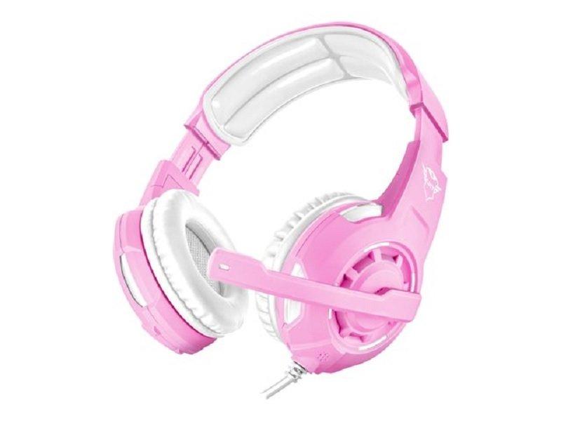 Image of Trust GXT 310P Radius Gaming Headset - Pink