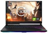 "ASUS ROG Strix Scar 17 Ryzen 9 16GB 1TB SSD RTX 3080 17.3"" FHD Win10 Home Gaming Laptop"