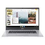 """ASUS CB1500 N3350 8GB 64GB eMMC 15.6"""" FHD Chromebook"""