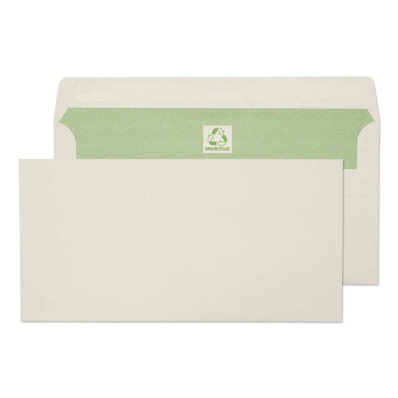Blake Purely Environmental Wallet Envelope Dl Self Seal Plain 90gsm Na