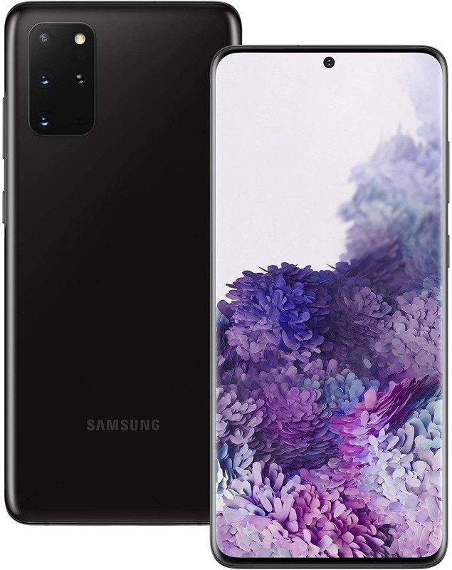 Refurbished Samsung S20+ 5G 128GB Smartphone - Black
