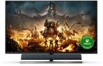 """Philips 559M1RYV/00 55"""" Momentum HDMI 2.1 4K HDR display with Ambiglow"""