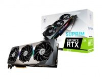 MSI GeForce RTX 3070 SUPRIM 8GB LHR Graphics Card