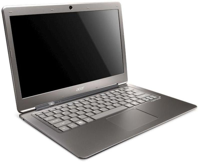 "Acer Aspire S3 Ultrabook, Intel Core I5-3317 1.7ghz, 4gb Ram, 128gb Ssd, 13.3"" Hd Led, Noopt, Intel Hd, Webcam, Bluetooth, Windows 7 Home Premium 64"