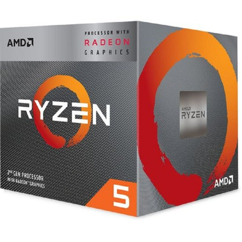 Image of AMD Ryzen 5 5600G AM4 Processor