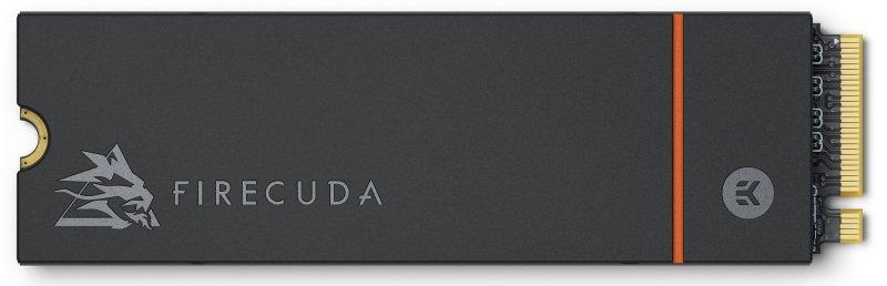 Seagate FireCuda 530 500GB M.2 PCIe 4.0 NVMe SSD EKWB Heatsink (PS5 Ready)