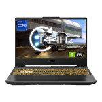 £1358.48, EXDISPLAY ASUS TUF Gaming F15 Core i9 32GB 1TB SSD RTX 3060 15.6inch FHD Win10 Home Gaming Laptop, Intel Core i9 11900H 2.5GHz, 32GB RAM + 1TB SSD, 15.6inch FHD Display 144Hz, NVIDIA GeForce RTX 3060 6GB, Windows 10 Home,