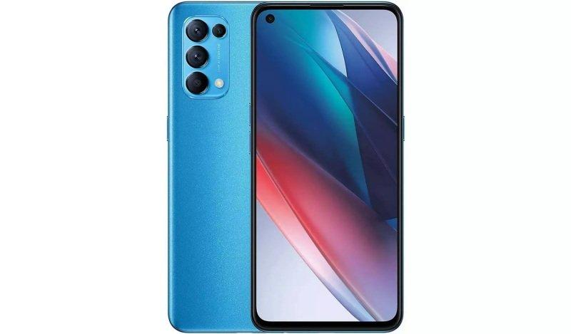 OPPO Find X3 Lite 128GB 5G Smartphone - Blue