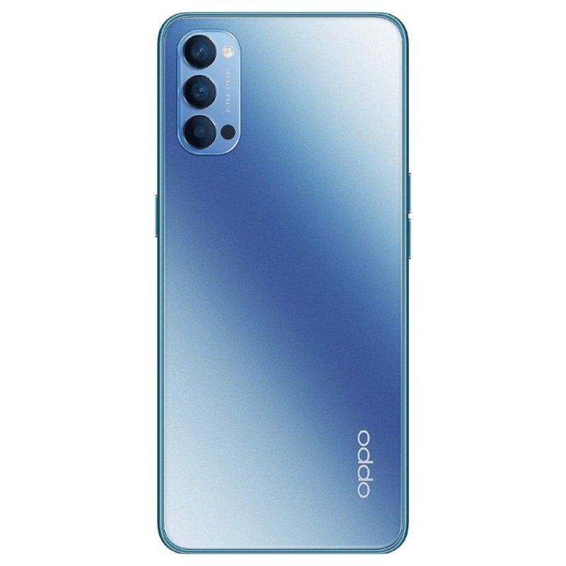 Oppo Reno4 128GB Smartphone - Blue