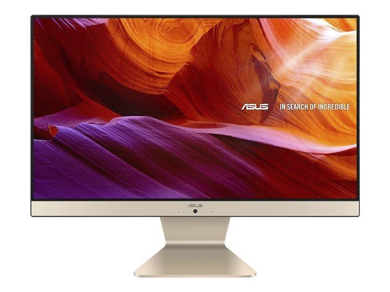 "ASUS Vivo AiO V222FAK - all-in-one - Pentium Gold 6405U 2.4 GHz - 8 GB - HDD 1 TB - LED 21.5"""