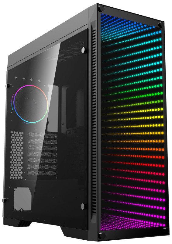 Neutron Lab ATX aRGB Mirror Case, Black