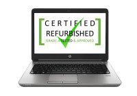 "Certified Refurbished HP ProBook 640 G2 Core i5 8GB 256GB SSD 14"" FHD Win10 Pro Refurbished Laptop"