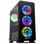 AlphaSync RTX 3060 AMD Ryzen 5 16GB RAM 1TB HDD 240GB SSD Gaming Desktop PC