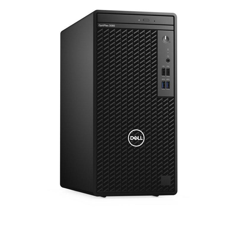 Dell OptiPlex 3080 MT Core i5 10th Gen 8GB RAM 256GB SSD Windows 10 Pro Desktop PC