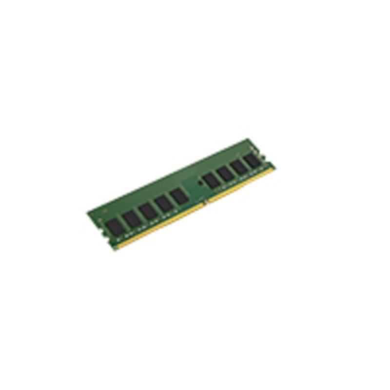 Kingston - DDR4 - Module - 16 GB - DIMM 288-pin - 2666 MHz / PC4-21300 - Unbuffered