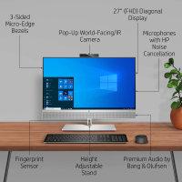 "HP EliteOne 219B4ET All-in-One PC/workstation 68.6 cm (27"") 1920 x 1080 pixels 16 GB 512 GB SSD"