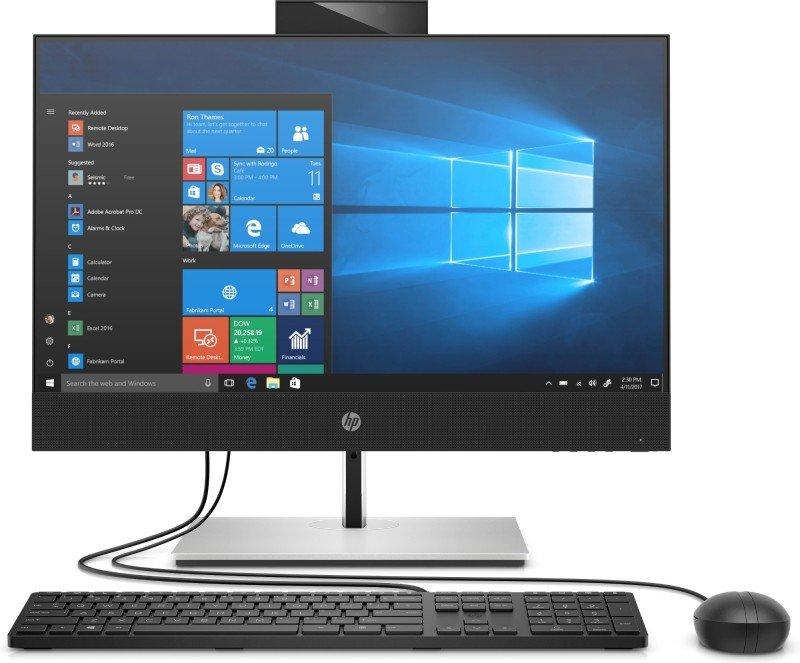 HP ProOne10th gen Intel Core i5 8 GB DDR4-SDRAM 256 GB SSD All-in-One PC Windows 10 Professional