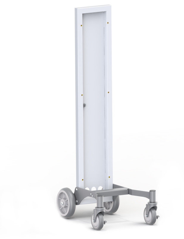 Powergistics Just-a-Stand For Tower 12 and Tower 16 Door