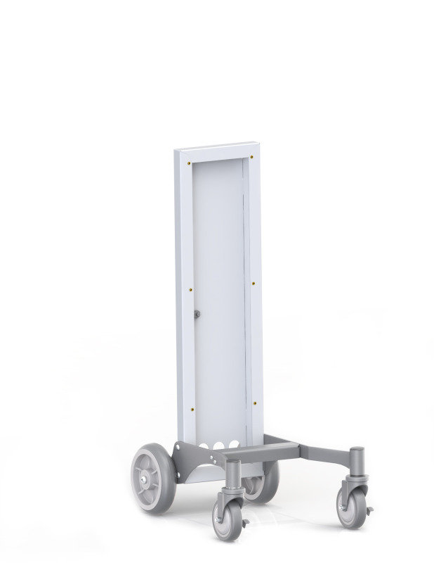 Powergistics Roller Stand with Door for Tower 8