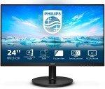 "Philips 241V8LA/00 24"" Full HD VA Monitor"