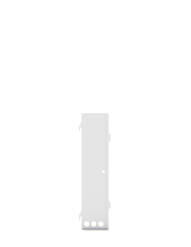 Powergistics Just-a-Stand Tower 8 Door