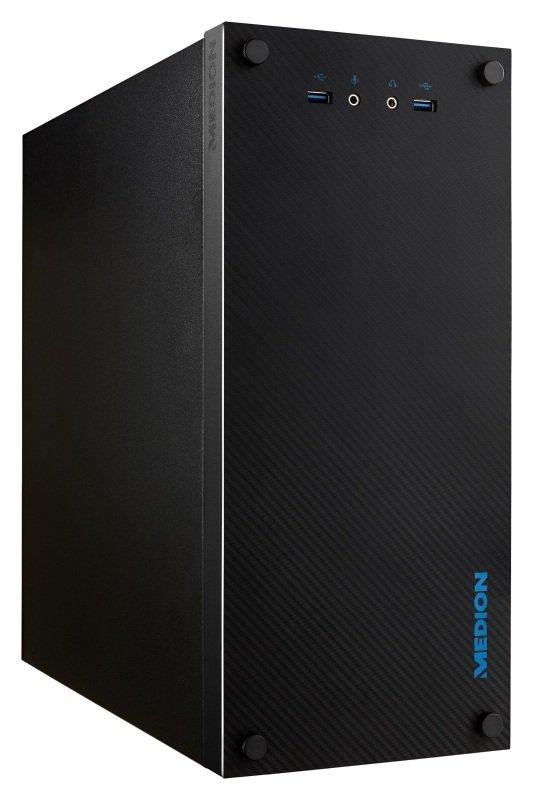 Medion Akoya E32014 Intel Core i3 10th Gen 8GB RAM 512GB SSD Windows 10 Home Desktop PC