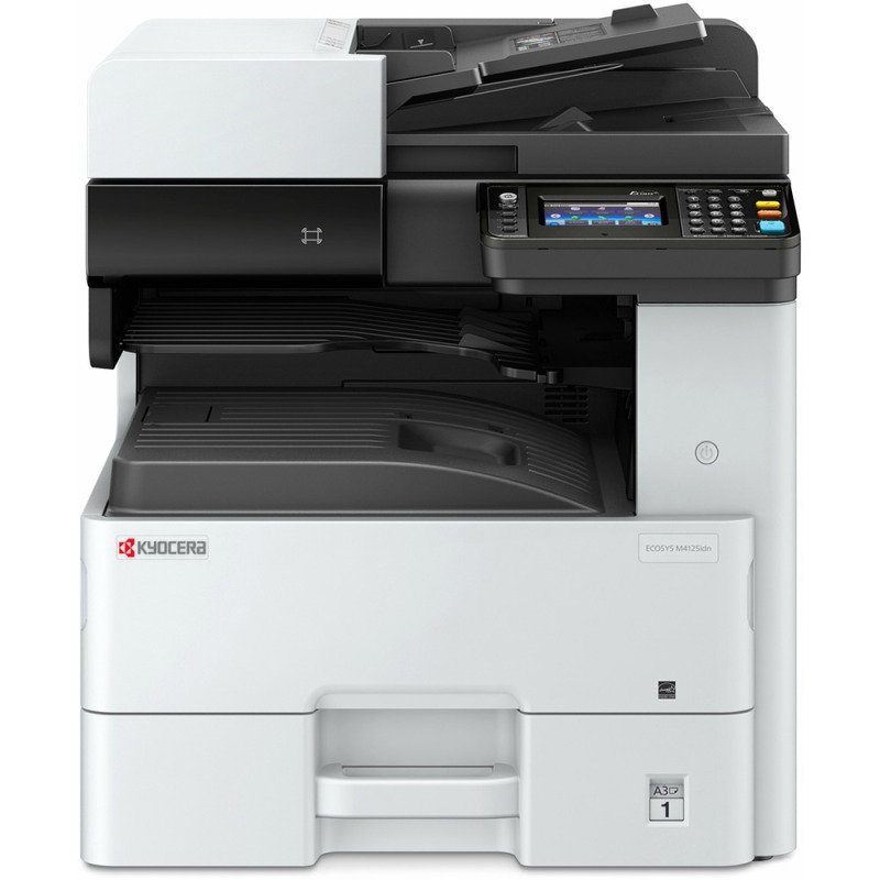 Kyocera ECOSYS M4125idn A3 Mono Multifunction Laser Printer