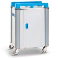TabCabby 20 to 32-Device Mobile AC Charging Trolley
