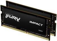 Kingston FURY Impact 32GB (2 x 16GB) 2666MHz SODIMM DDR4 RAM