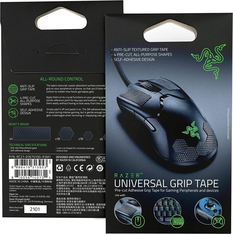 Image of Razer Universal Grip Tape