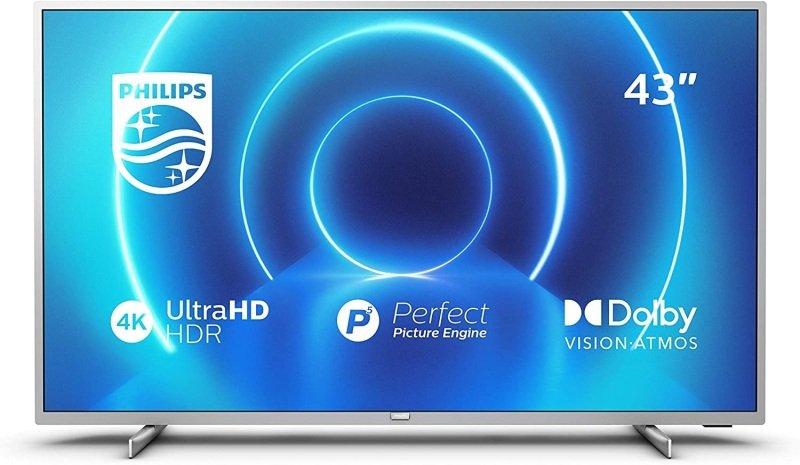 "Philips 43PUS7555/12 43"" 4K Ultra HD Smart TV"