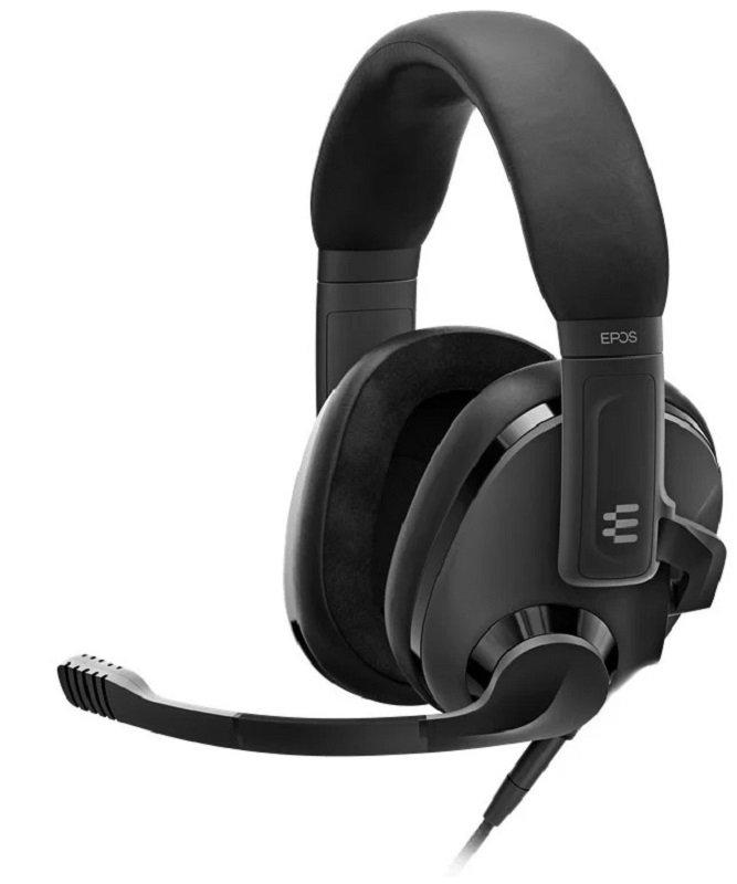 EPOS H3 Gaming Headset Black