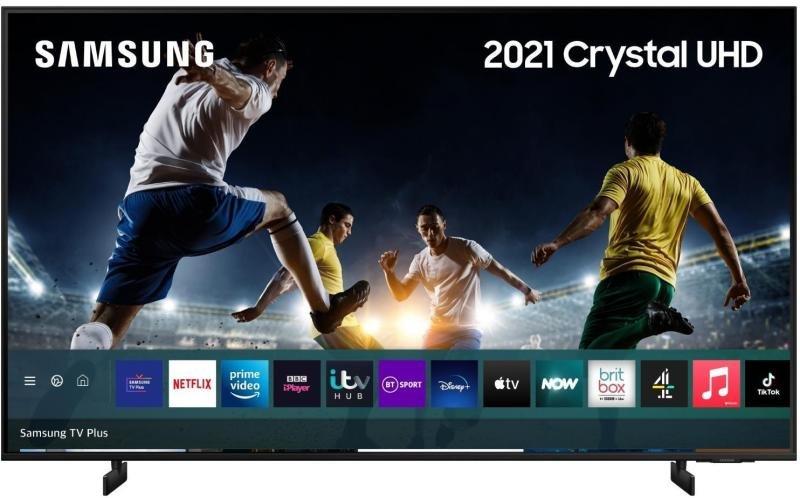 "Samsung UE50AU8072 50"" 4K Ultra HD TV"