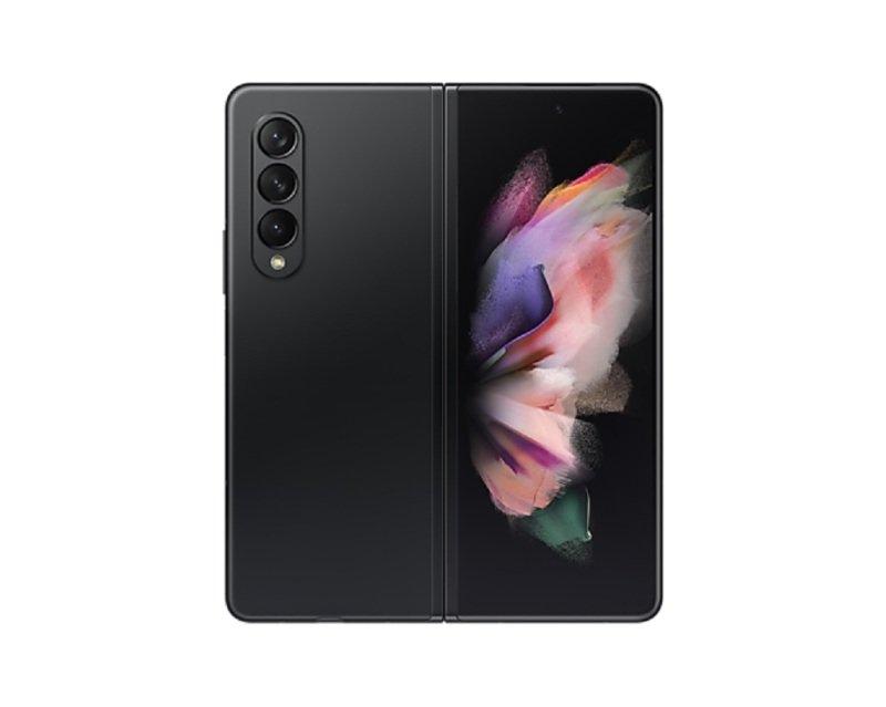 Samsung Galaxy Z Fold3 5G 256GB Smartphone - Phantom Black