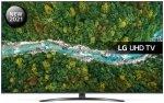 "LG 55UP78003 55"" 4K Ultra HD HDR Smart TV"