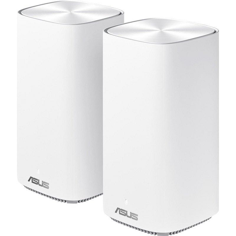 ASUS ZenWiFi AC Mini (CD6) - Mesh Wi-Fi System - 2 PACK