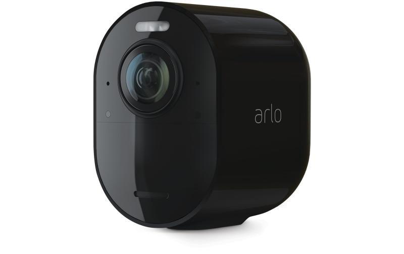 EXDISPLAY Arlo Ultra 2 Wireless Spotlight Security Camera -Black