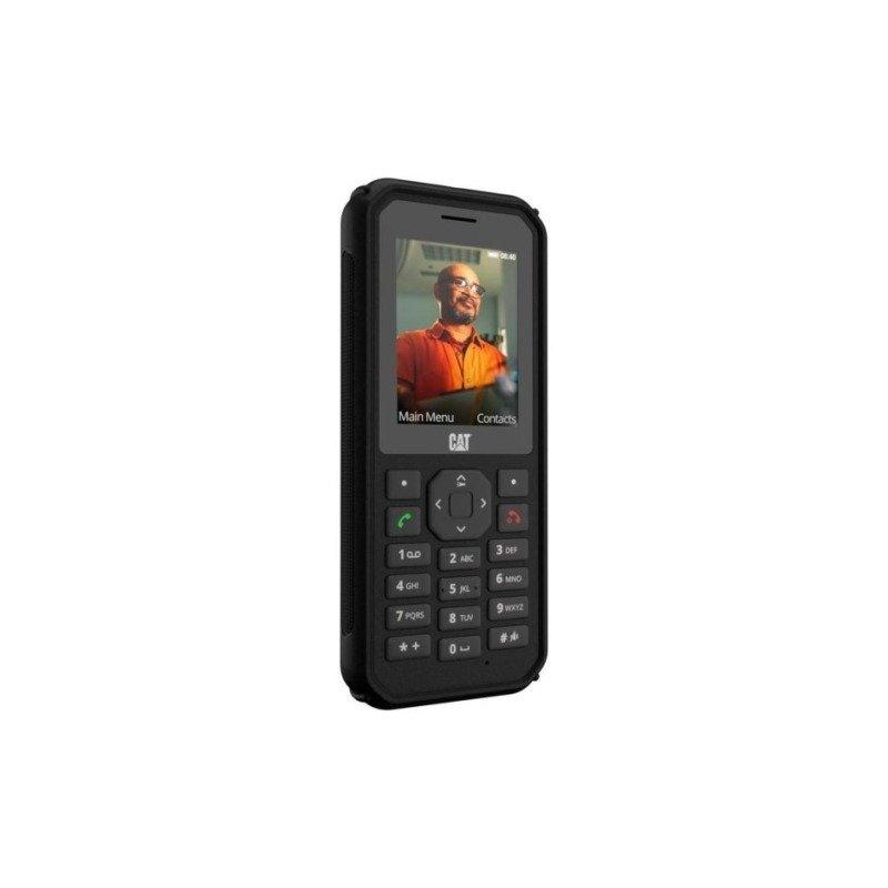 "CAT B40 2.4"" 4G Rugged Mobile - Black"