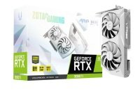 Zotac GeForce RTX 3060 Ti  8GB AMP White Edition LHR Graphics Card
