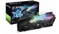Inno3D GeForce RTX 3080 10GB iCHILL X4 LHR Graphics Card